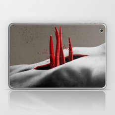 flesh searches for more than flesh Laptop & iPad Skin