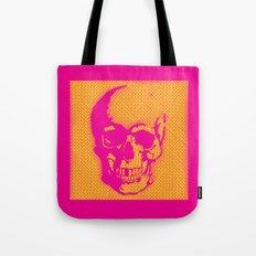 a skull Tote Bag