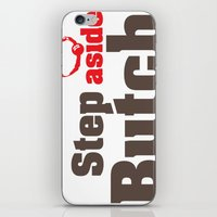 Step aside Butch iPhone & iPod Skin