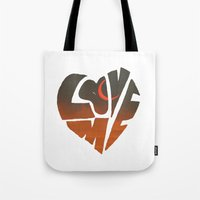 Loveme Tote Bag