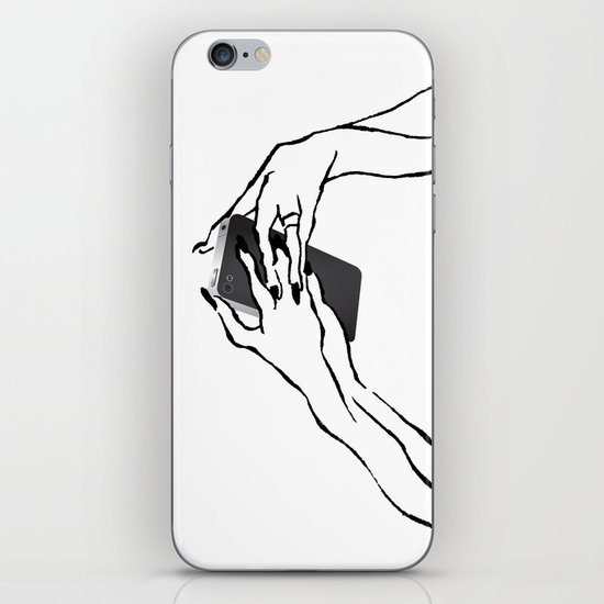 everyone iPhone iPhone & iPod Skin