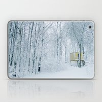 snow covered Laptop & iPad Skin