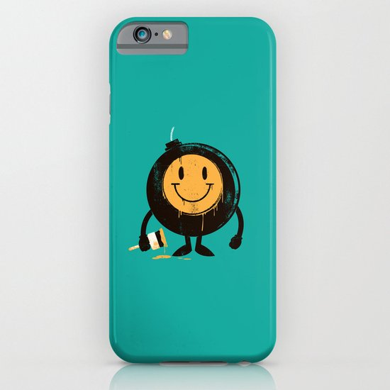Happy buddy iPhone & iPod Case