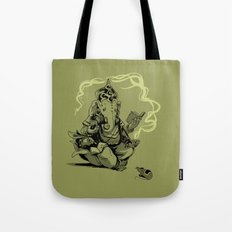 Nerdy Ganesha Tote Bag
