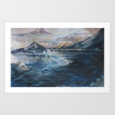Untitled Landscape Art Print