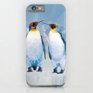 Penguin Love iPhone 6 Slim Case