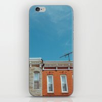 Federal Hill Homes iPhone & iPod Skin
