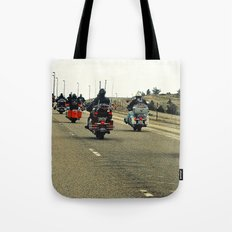 Who Owns The Road Here? Tote Bag