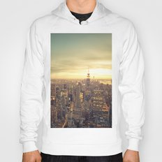 New York Skyline Citysca… Hoody
