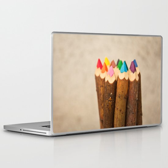 Color Me Free I Laptop & iPad Skin