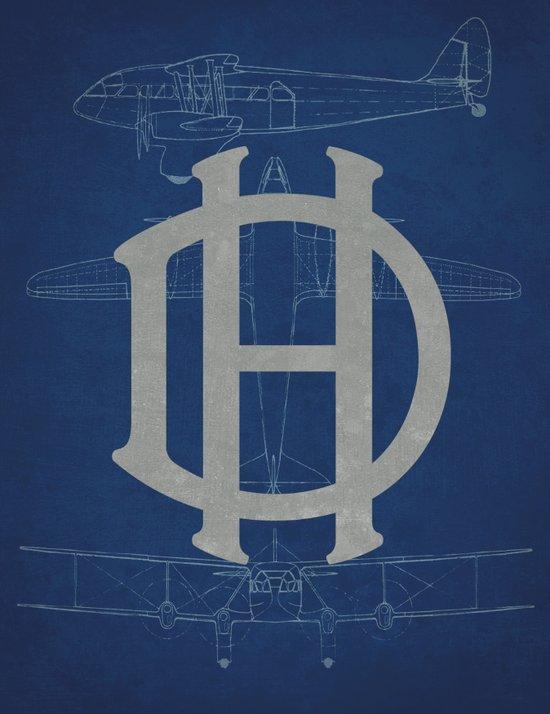 De Havilland (Express) Art Print
