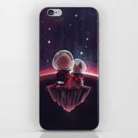 End Of A Journey iPhone & iPod Skin