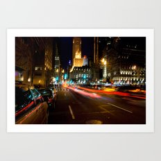 5th Ave Art Print