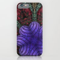 Psychedelic Botanical 2 iPhone 6 Slim Case