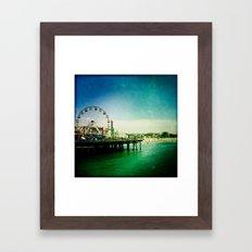 Round and Round We Go Framed Art Print