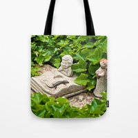 The Booklizard Tote Bag