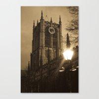 Trinity Church Hull Canvas Print