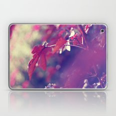 feeling like fall Laptop & iPad Skin