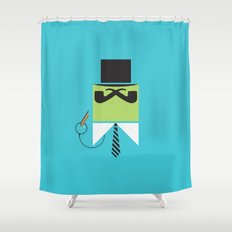 Persona Series 003 Shower Curtain