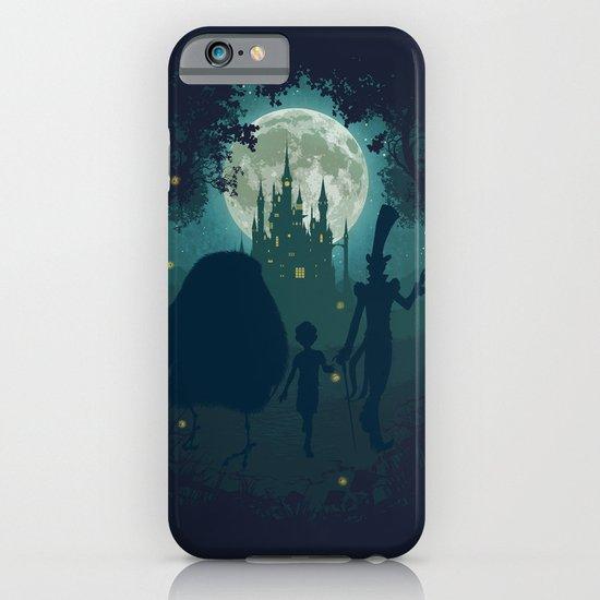 Midnight Stroll iPhone & iPod Case