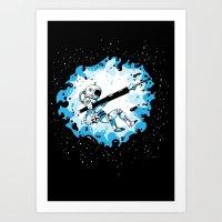 AstroINK Art Print