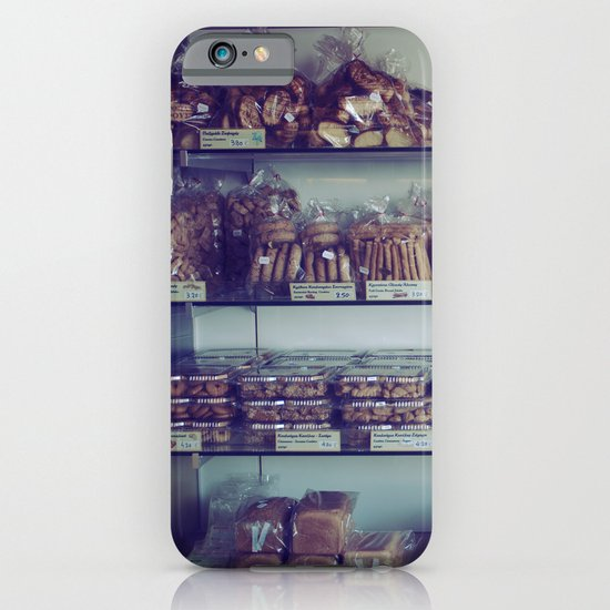 Greek Bakery iPhone & iPod Case