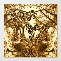 Fairy Double Canvas Print