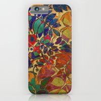 iPhone & iPod Case featuring Love of Leaves by Klara Acel