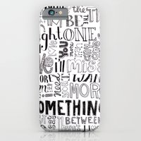 Something About Us iPhone 6 Slim Case