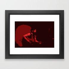 The Greatest Sum Framed Art Print
