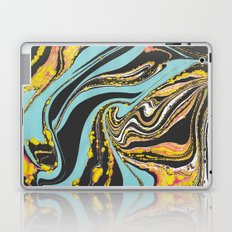 Wavy Marbling Laptop & iPad Skin