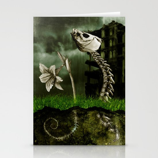 The Rainmaker Stationery Card