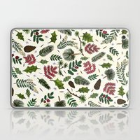 Winter Foliage  Laptop & iPad Skin