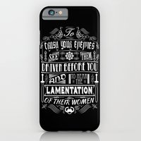 What is best in life... iPhone 6 Slim Case