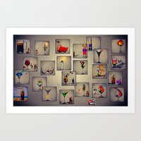 MixMotion: We're All Her… Art Print