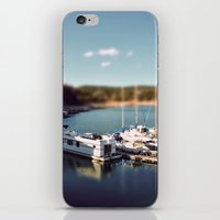 Tilt Shift iPhone & iPod Skin