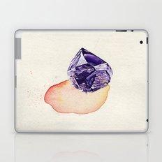 Amethyst Splash Laptop & iPad Skin