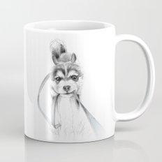 Perseverance :: A Siberian Husky Mug