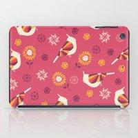 Rockin Robin's iPad Case