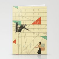 Pull The Strings Stationery Cards