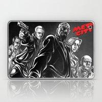Meth City Laptop & iPad Skin