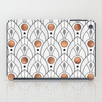 Art Deco Leaves / Version 2 iPad Case