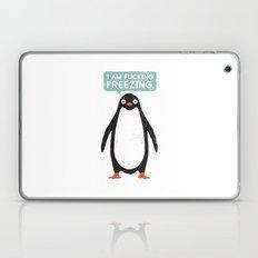 Talking Penguin Laptop & iPad Skin