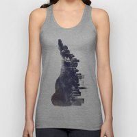 Fox From The City Unisex Tank Top