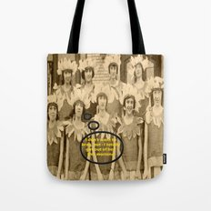 I don't want to brag, but - I totally got out of bed this morning. Tote Bag