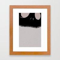 JACK'S LAMENT Framed Art Print