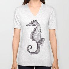 Hippocampus Abdominalis Unisex V-Neck