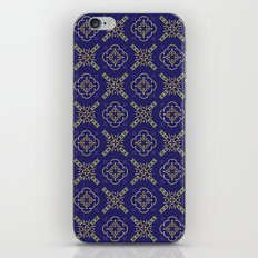 Royal [abstract pattern B] iPhone & iPod Skin