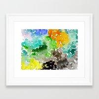 Cubed 2 Framed Art Print