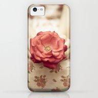 Rose In Her Hands III iPhone 5c Slim Case